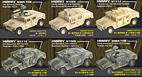 Dragon 1/144 Can.Do Pocket Army   HMMWV